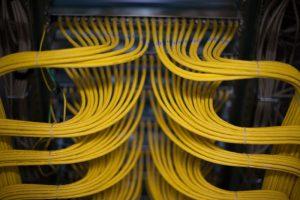 Kupfer-Verkabelungssysteme am Rack