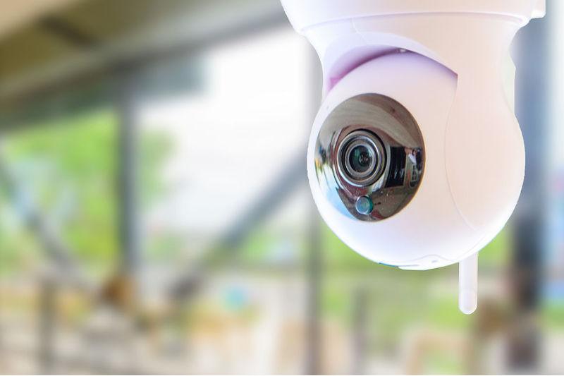 IP Kameras Sicherheit Überwachung