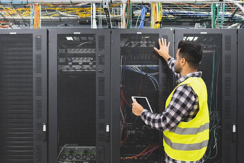 Service Wartung Netzwerke LWL Glasfaser